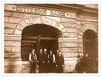 Citizens National Bank, Meridian, MS
